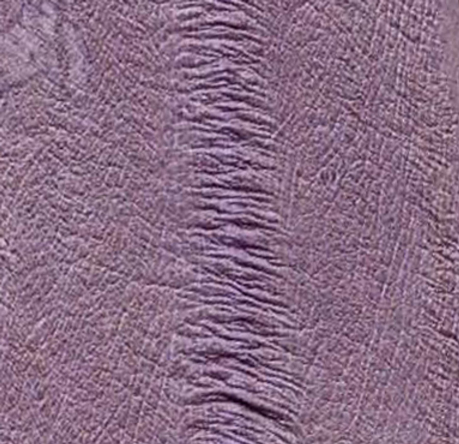 Genuine Eel Skin Panel - Lilac