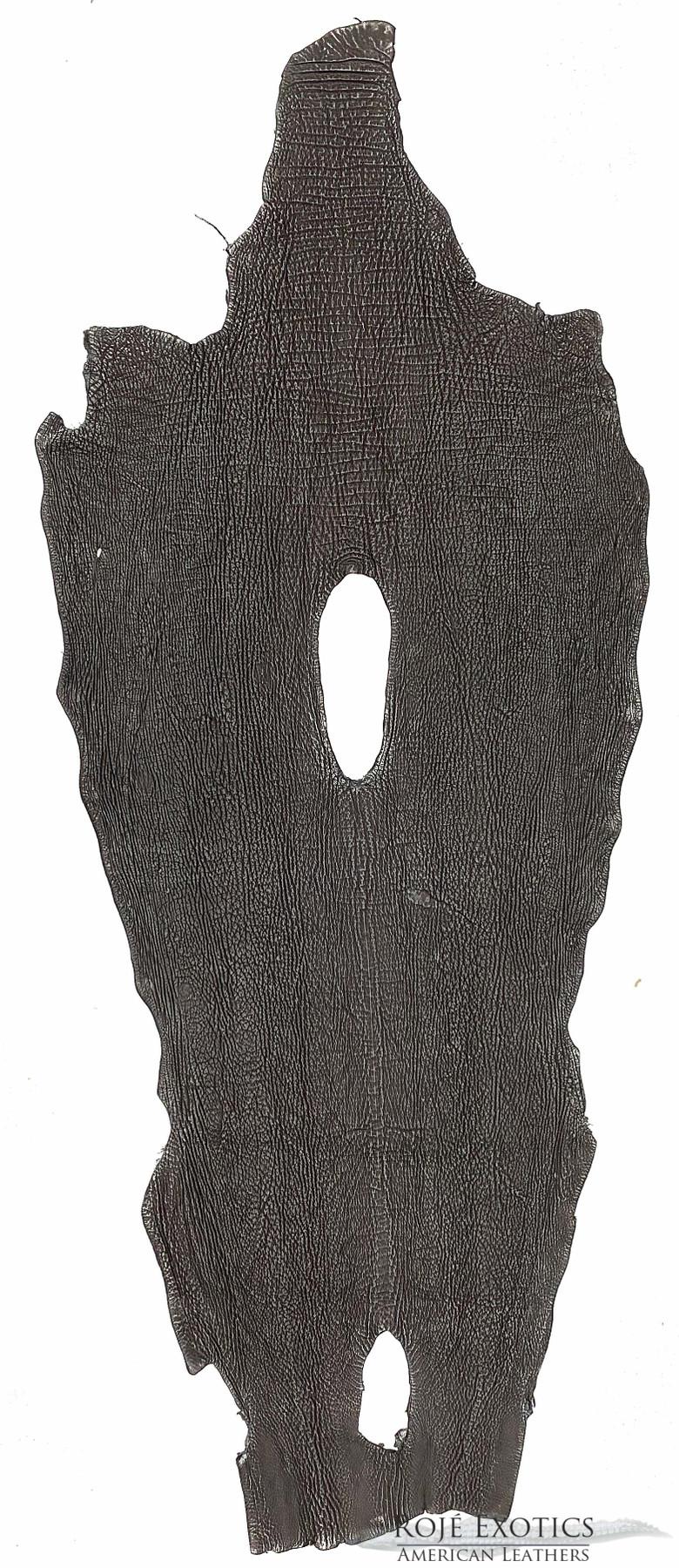 Shark Skin - Dark Brown Matte
