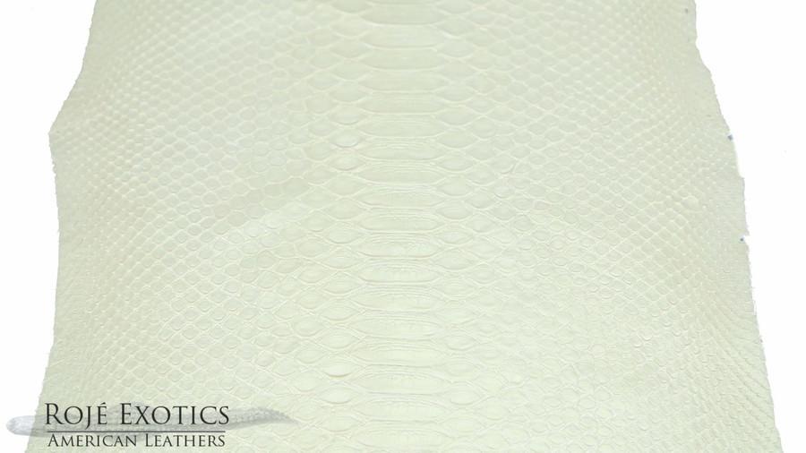 Short Tail Python BC - Pearl Matte