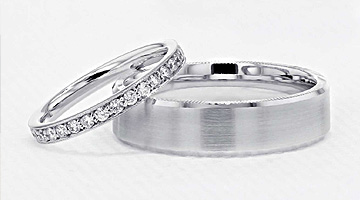 Engagement Ring and Wedding Band Care