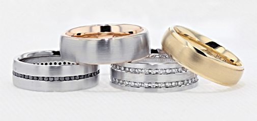 Shop Mens Wedding Bands