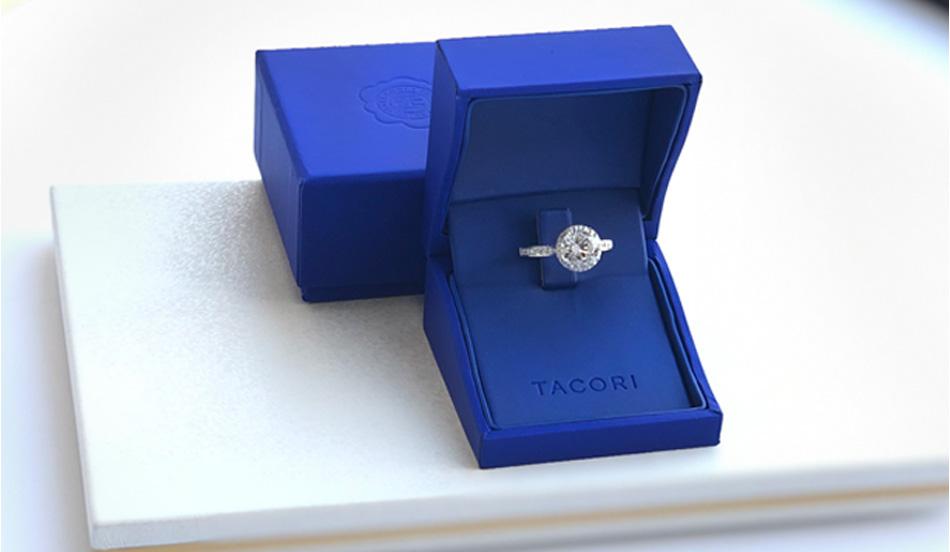 Tacori Shipping Details