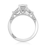 Simply Tacori Engagement Ring (2669EC75X55)