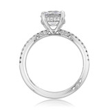 Simply Tacori Round Engagement Ring (267015RD75)