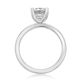 1.75 ct Round Gabriel Solitaire White Gold Engagement Ring (ER14982-175)