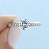 Gabriel NY Engagement Ring (GC19M)