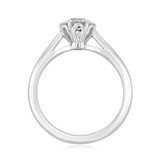 Danhov Classico Engagement Ring  (CL105)