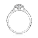 Danhov Classico Engagement Ring  (CL108)
