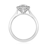 Danhov Classico Engagement Ring  (CL102)