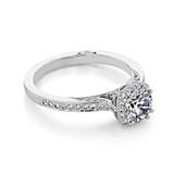 Tacori Dantela Engagement Ring (2620RDPTP)