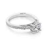 Tacori Dantela Engagement Ring (2638RDP65)