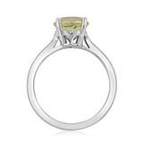 Lemon Quartz Bauble Ring (BB05)