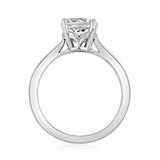 White Topaz Bauble Ring (BB06)