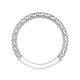 Tacori Sculpted Crescent Wedding Band (2666B34W)