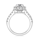 Halo Engagement Ring (FG475)