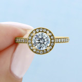 Gabriel NY Engagement Ring (GC46)