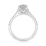 Danhov Classico Engagement Ring  (CL138)