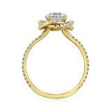 Danhov Solo Filo Engagement Ring  (SE100)