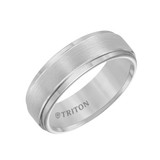 Tungsten Carbide Wedding Band (FG163)