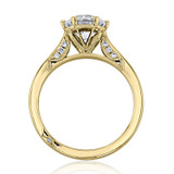 1.50 ct Simply Tacori 6-Prong Yellow Gold Engagement Ring (2650RD75-YG)