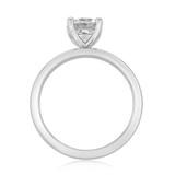 1 ct Round Gabriel Solitaire Platinum Engagement Ring (ER14982-PL)