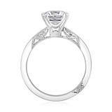 1.25 ct Simply Tacori Platinum Engagement Ring (2584RD7-PL)