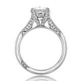2.50 ct Tacori RoyalT Platinum Engagement Ring (HT2625OV10X8-PL)