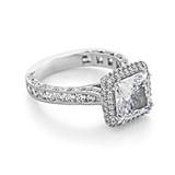 Tacori RoyalT Engagement Ring (HT2607PR85)