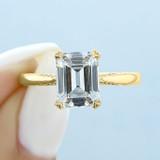 Tacori RoyalT Engagement Ring (HT2625EC9X7)