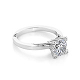 1.25 ct Simply Tacori White Gold Engagement Ring (2584RD7)