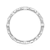 Tacori Sculpted Crescent Wedding Band (47-2ET)
