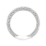 Tacori Classic Crescent Wedding Band (2645B5W)