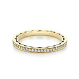 Tacori Sculpted Crescent Wedding Band (2649-15BY)