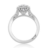 1.50 ct Simply Tacori White Gold Engagement Ring (2653RD75)