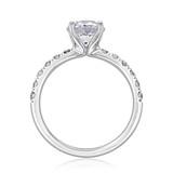evertrue Micro-Prong Engagement Ring (EV19)