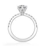 evertrue Micro-Prong Engagement Ring (EV10)