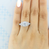 Gabriel NY Engagement Ring (GC67)
