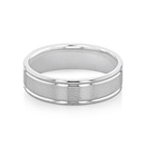 Artcarved Men's Wedding Band   (FG17)