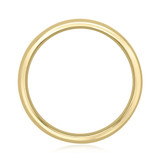 Signature Yellow Gold Men's Wedding Band (01-LDIR060)