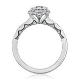 Tacori Coastal Crescent Engagement Ring (P103RD65)