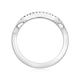 Tacori Coastal Crescent Wedding Band (P105BFW)