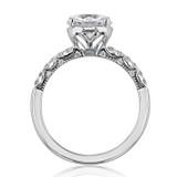 Tacori Coastal Crescent Engagement Ring (P1042RD8)