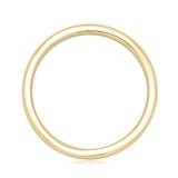Signature Yellow Gold Men's Wedding Band (11-8850Y)