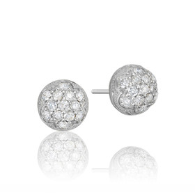Sonoma Mist Petite Diamond Fashion Earrings (SE203)