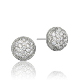 Sonoma Mist Diamond Fashion Earrings (SE204)