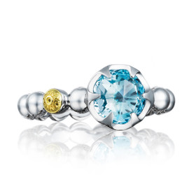 Sonoma Skies Sky Blue Topaz Fashion Ring (SR19802)