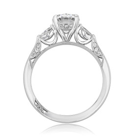 Simply Tacori Engagement Ring (2668OV85X65)