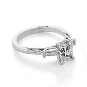 Simply Tacori Engagement Ring (2669EC75X55)