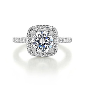 Gabriel NY Engagement Ring (GC03M)