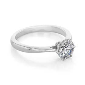 Danhov Classico Engagement Ring  (CL117)